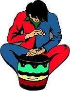 bongos mały
